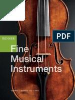 Fine Musical Instruments | Skinner Auction 2767B