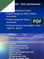 Riset Pemasaran2(lanjutan)