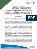 Decreto 0697