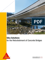 Sika Solutions for Concrete Bridges