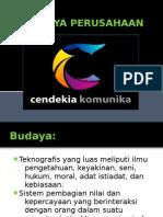 BUDAYA PERUSAHAAN(Kuliah1-2)