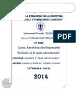 EVOLUCION DE LA TEORIA ADMINISTRACION.docx