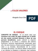 TÍTULOS VALORES VI.ppt