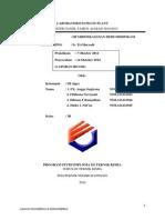 Laporan Humidifikasi dan Dehumidifikasi