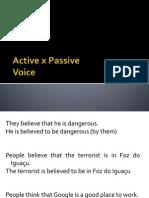 Passive_Believe.ppt