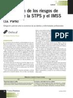 Notificación de Riesgos de trabajo ante el IMSS y STPS.pdf