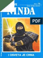 Nindja 079 - Derek Finegan - I Osveta Je Crna (MGarret & Emeri)(3.2 MB)