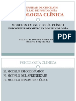 MODELOS EN PSI CLÍNICA.pptx