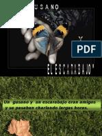 ElGusanoyelEscarabajo.pps