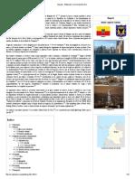 Bogotá - Wikipedia, la enciclopedia libre.pdf