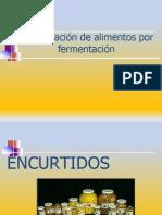 fermentacion lactica encurtidos.ppt