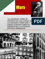 Marx para presentar sociología.ppt
