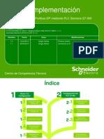Guía de Implementación - ATV312 Control en Profibus DP mediante PLC Siemens S7300.pps