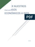 RENDIR NUESTROS RECURSOS ECONÓMICOS A DIOS.docx