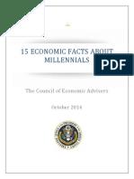 15 Economic Facts About Millennials