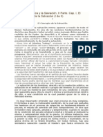 Mons. Fenton - La Iglesia Católica y la Salvacion.doc