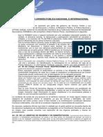 COMUNICADO FENAES ANTE PERSECUCIÓN DEL GOBIERNO