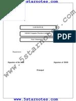 GE6161 Manual