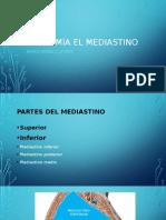 Anatomía El Mediastino.odp