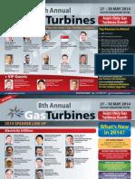 8thGasTurbines Conference
