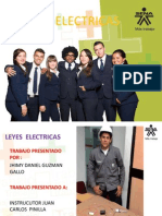 LEYES  ELECTRICAS- JHIMY DANIEL GUZMAN GALLO.ppt