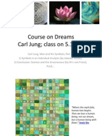 Course on Dreams-Jung and Interpretation of Dreams