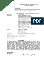 DISPOSICIÓN DE PRORROGA DE PLAZO DE INVESTIGACIÓN  HUACACHI.doc