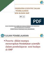 2.1.2 Penerapan Scientific