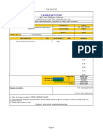 Vat Tax Invoice