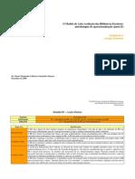 O Modelo de Auto-Avaliação das Bibliotecas Escolares-metodologias de operacionalização - Parte II - Accoes Futuras
