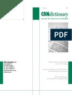 CANopen Dictionary v7