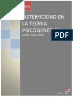 ARTICULO - SISTEMATICIDAD DE LA TEORÍA PSICOGENÉTICA.docx