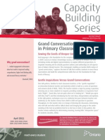 Cbs Grand Conversations