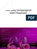 Obat Yang Mempengaruhi Sistim Respiratori