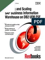 SAP BI ON DB2