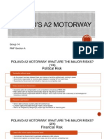Poland s A2 Motorway