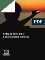 Sviluppo Sostenibile e Cambiamenti Climatici