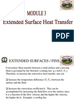 Extended Surfaces / Fins