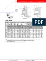 Bs 3293 Flange Standard 300lbs