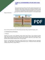Penggunaan Electrical Submersible Pump