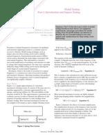 EM76 -Modal Testing Part 1- Introduction & Impact Testing[1]