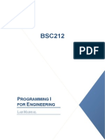 Final BSC212