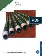 ThyssenKrupp Drilling Catálogo