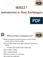 What Are Heat Exchangers for?