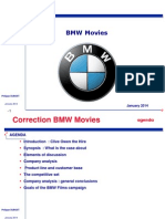 Correction bmw movies.ppt