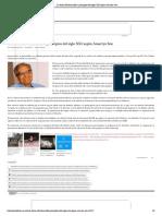 La teoría del desarrollo a principios del siglo XXI según Amartya Sen