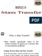 What is Mass Transfer?