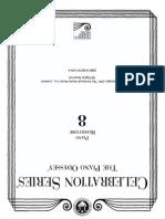 !! Book Celebration Series - The Piano Odyssey (Repertoire - Level 8)