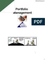 Portfolio Management Mbahotspot
