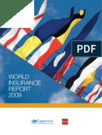 World Insurance Report 2009